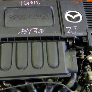 Mazda 3 & Mazda 6 engines