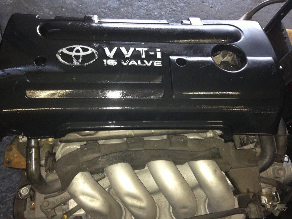 Toyota 2ZZ 1.8L Fuel Injection Sport Engine Complete Image