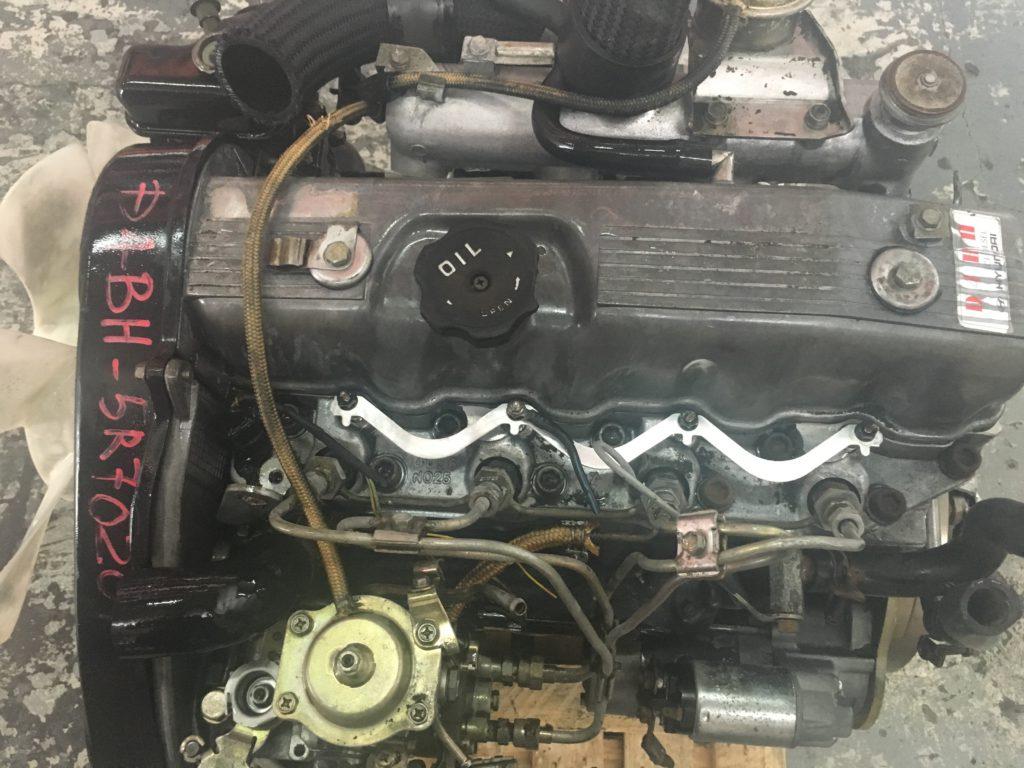 Hyundai D4BH 2.5L Turbo Engine Complete Image