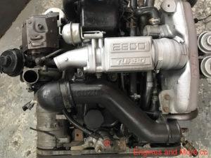 Isuzu 4JB1 KB280T 2.8L Diesel Engine Complete Image
