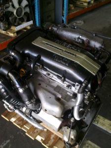 Nissan SR20DET 2.0L Engine Complete Image