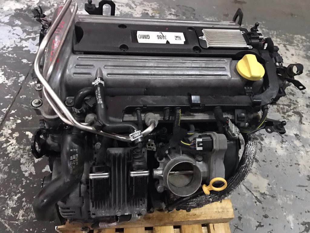 Opel C22SEL 2.2L Engine Complete Image