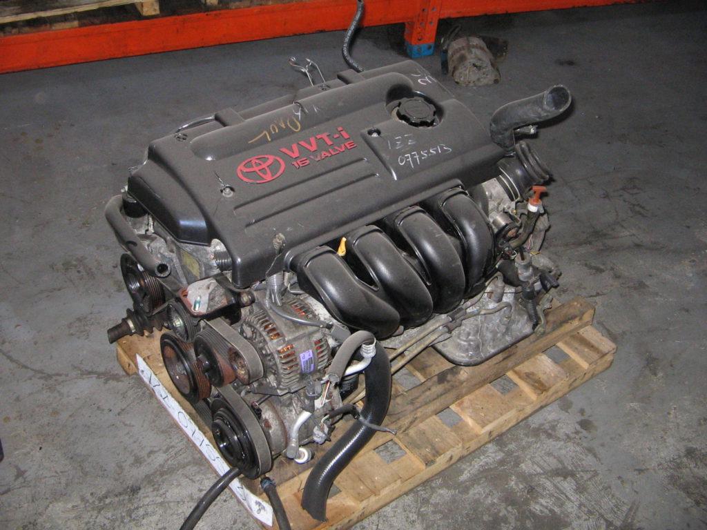 Toyota 1ZZ 1.8L Engine Complete Image