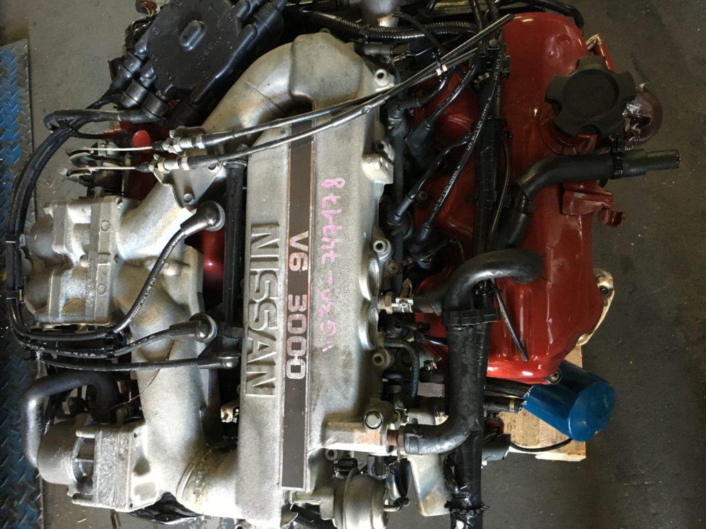 Nissan VG30 3.0L V6 Engine Complete Image