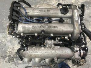 Mazda MX5 B6 1.6L 16v RWD Engine Complete Image